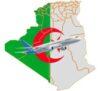 Полеты в Алжир